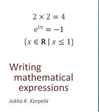 Mathematical Expressions PDF