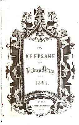 The keepsake or Ladies diary PDF