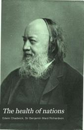 The Health of Nations: A Review of the Works of Edwin Chadwick
