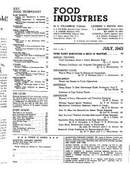Food Industries PDF
