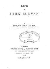 Life of John Bunyan