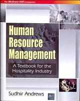 Human Resource Mgmt Tb For Hospitality PDF