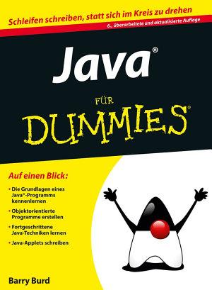 Java f  r Dummies PDF