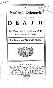 A Practical Discourse Concerning Death