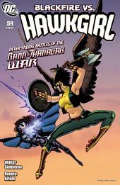 Hawkgirl (2006-) #59