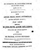 Non inhumaniter, sed prudentissime Josephum cum fratribus fecisse ad Gen. XLII. XLIIII.