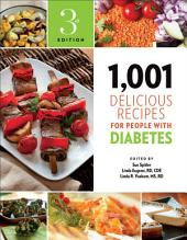 1,001 Delicious Recipes for People with Diabetes