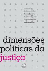 Dimensões políticas da justiça