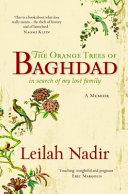 Download The Orange Trees of Baghdad Book