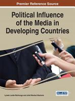 Political Influence of the Media in Developing Countries PDF