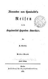 Reisen in Amerika und Asien: eine Darstellung seiner wichtigsten Forschungen, Band 1