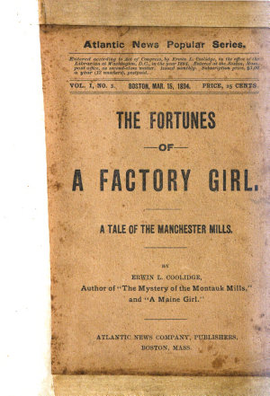 The Fortunes of a Factory Girl PDF