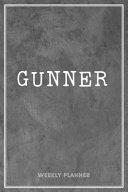 Gunner Weekly Planner