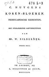 C. Huygens Korenbloemen: Nederlandsche gedichten. Tryntje Cornelis. Sneldicht, Volume 3