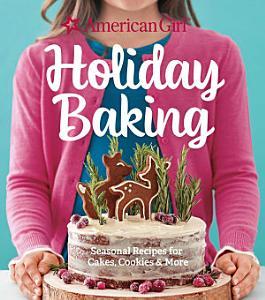American Girl Holiday Baking Book