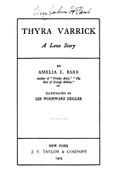 Thyra Varrick: A Love Story