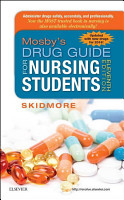 Mosby s Drug Guide for Nursing Students  with 2016 Update   E Book PDF