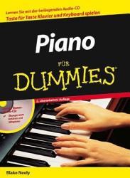Piano f  r Dummies PDF