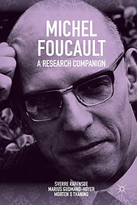 Michel Foucault  A Research Companion PDF