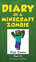 Diary of a Minecraft Zombie Book 13 PDF