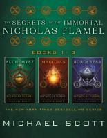 The Secrets of the Immortal Nicholas Flamel  Books 1 3  PDF