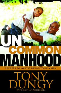 Uncommon Manhood Book