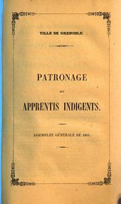 Assemblée générale de ...: Assemblée générale de .../1855. 1855
