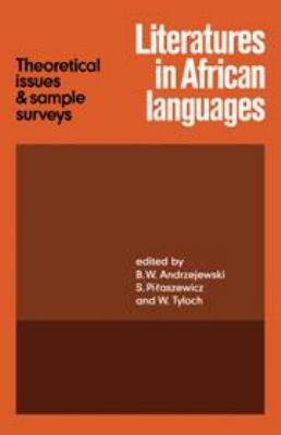 African Language Literatures