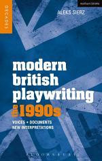 Modern British Playwriting: The 1990s