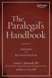 The Paralegal's Handbook: A Complete Reference for All Your Daily Tasks