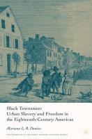 Black Townsmen PDF
