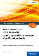 SAP S 4HANA Sourcing and Procurement Certification Guide PDF