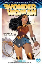 Wonder Woman Vol. 2: Year One: Volume 2
