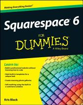 Squarespace 6 For Dummies