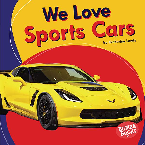 Download We Love Sports Cars Book