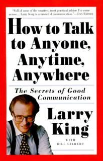 How to Talk to Anyone  Anytime  Anywhere Book