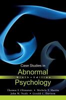 Case Studies in Abnormal Psychology  9th Edition PDF