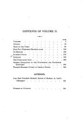 Critical and Miscellaneous Essays: Volume 2