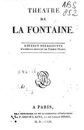 Théâtre de La Fontaine