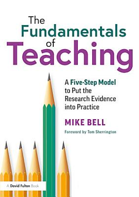 The Fundamentals of Teaching