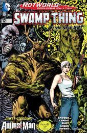 Swamp Thing (2011-) #12