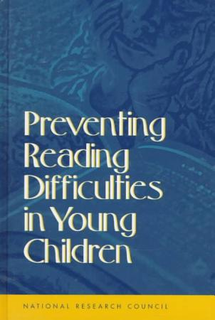 Preventing Reading Difficulties in Young Children PDF