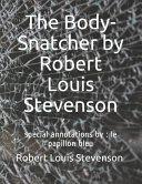 The Body Snatcher by Robert Louis Stevenson PDF