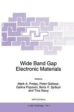 Wide Band Gap Electronic Materials