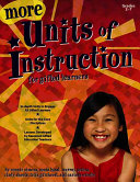 More Units of Instruction for Gifted Learners