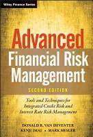 Advanced Financial Risk Management PDF
