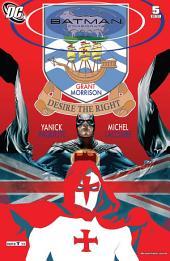 Batman Incorporated (2010 - 2011) #5