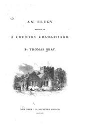 An elegy written in a country churchyard