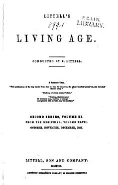 The Living Age PDF