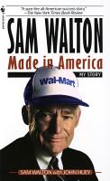 Sam Walton PDF
